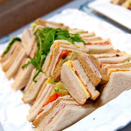 Sliced Bread Platter