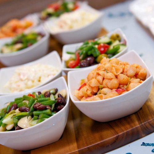 4 Bowl Mixed Salad