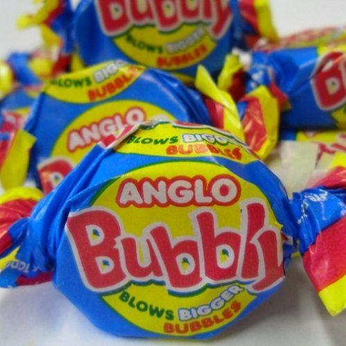 anglo bubble gum