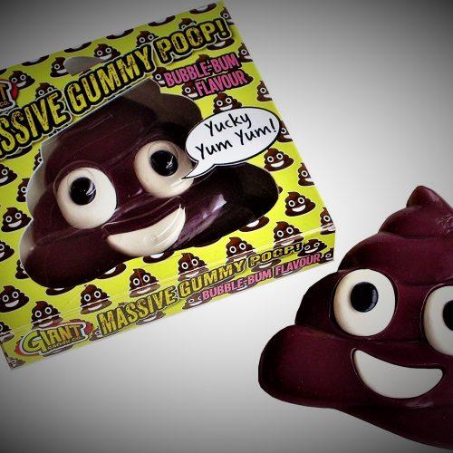 gummy poop