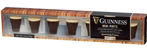 Guinness mini pints