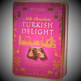 WALKERS TURKISH DELIGHT THINS