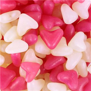 BARRATTS JELLY LOVE HEARTS