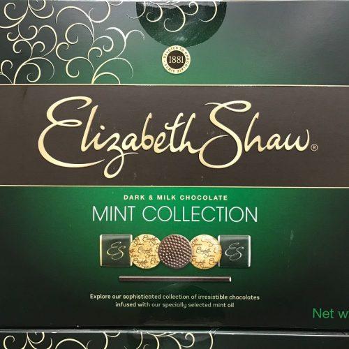 ELIZABETH SHAW 600g selection front