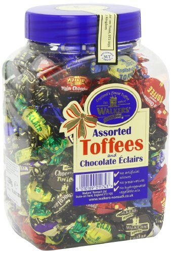 WALKERS MIXED TOFFEE