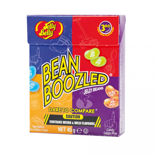 bean-boozled 3rd edition jelly-belly-beans-45g