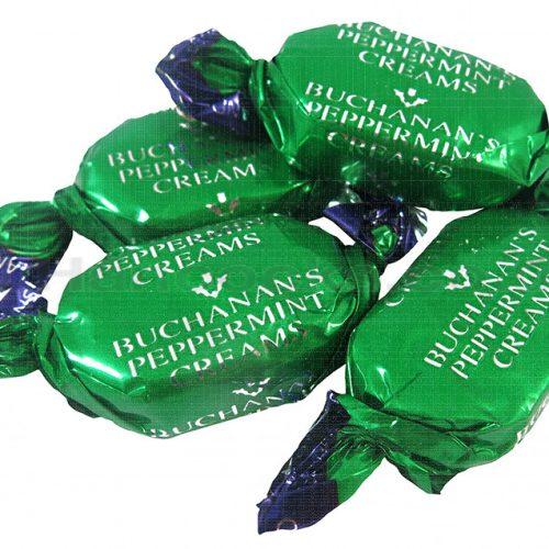 buchanans mint creams