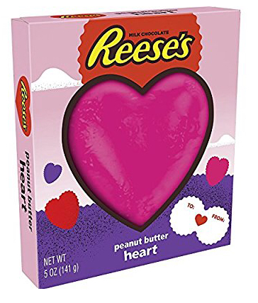 reeses heart